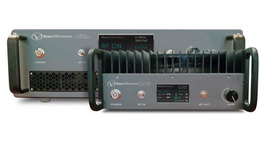 Image Amplificateurs de puissance Maury SSPA Gan 1