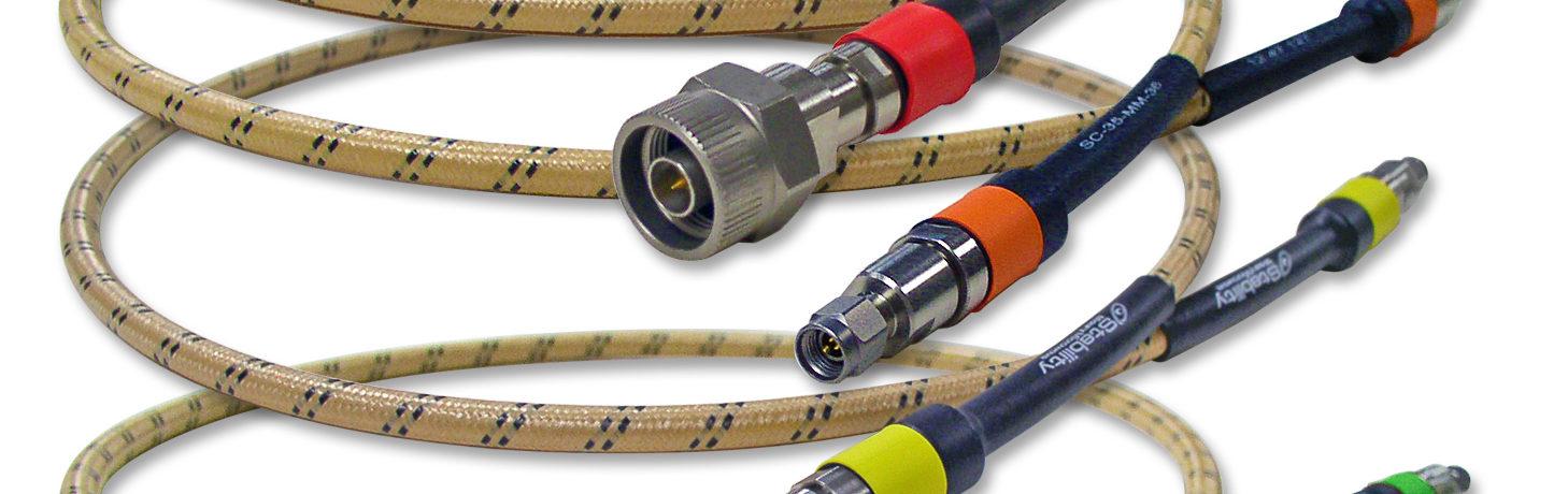 Image Câbles souples série STABILITY Ultra-stable en phase DC-67GHz