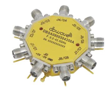 Image Commutateurs à diode PIN :1MHz-20GHz