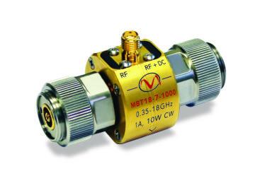 Image DC Block - jusqu'à 18GHz, haute tension, fort courant 3